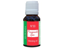 Pomegranate Spice Blending Oil