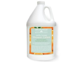 Vanilla L'Orange Shower Gelee (Gallon)
