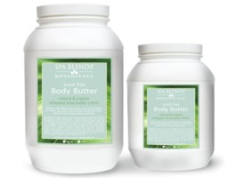 Scent Free Body Butter