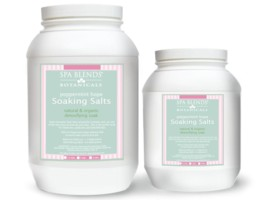 Peppermint Hope SOAKING SALTS