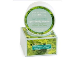 Fresh Mint Medley Body Butter